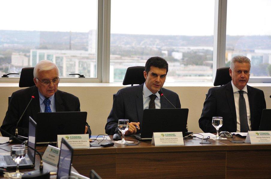 O Conselho Deliberativo do Desenvolvimento do Centro-Oeste aprovou o financiamento da indústria de defesa com recursos do Fundo Constitucional de Financiamento do Centro-Oeste (FCO) e do Fundo de Desenvolvimento do Centro-Oeste (FDCO)