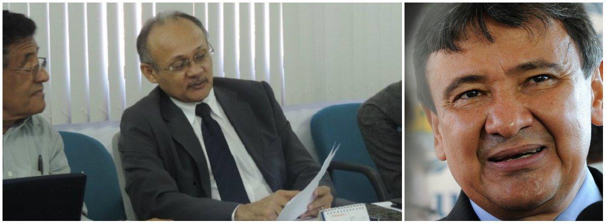 O MP-PI recomendou ao governador Wellington Dias a redução do número de servidores comissionados e temporários; o estado tem prazo de 15 (quinze) dias para responder à Promotoria as providências adotadas