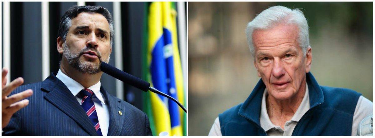 """""""Bilionários brasileiros envolvidos em escândalo de sonegação apoiaram impeachment contra Dilma Rousseff em nome do 'combate à corrupção'"""", alfineta o deputado, que questiona ainda """"por que a Justiça não investiga e a mídia esconde esses casos de sonegação"""" e lembra que o bilionário é a mão por trás da privatização da Eletrobras; assista seu vídeo"""