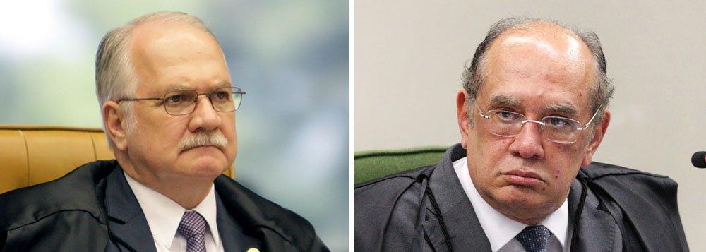 """O ministro do STF Edson Fachin afirmou que a sua alma """"está em paz"""" ao responder críticas do ministro Gilmar Mendes sobre a homologação da delação da JBS; Fachin disse que """"julgar de acordo com a prova dos autos não deve constranger ninguém, muito menos um ministro da Suprema Corte"""";""""Também agradeço a preocupação de Vossa Excelência e digo que a minha alma está em paz"""", disse Fachin; o embate entre os dois ministros ocorreu nesta manhã, durante julgamento sobre denúncia apresentada pela PGR contra o deputado federal Eduardo da Fonte (PP-PE) e o ex-executivo da Petrobras Djalma Rodrigues de Souza"""