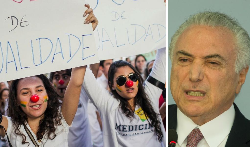 """""""Já veio tarde"""", diz Milton Arruda Martins, professor titular de clínica médica da Faculdade de Medicina da USP. """"Já foram criados muito mais cursos do que o país precisa. Em cerca de 20 anos, eles vão suprir a demanda até para além do necessário"""", afirma"""