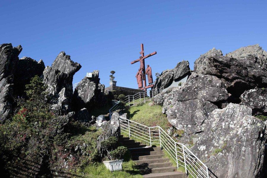 Circuito liga Santuário Estadual Nossa Senhora da Piedade, em Caeté, ao Santuário Nacional de Aparecida, em São Paulo, passando por 32 municípios mineiros