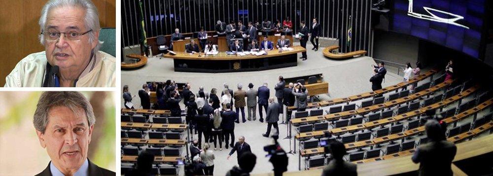 Nove deputados cassados por corrupção recebem aposentadorias que chegam a R$ 23,3 mil mensais; até o valor mais baixo do benefício é superior ao teto do INSS para o trabalhador comum, que é de R$ 5.531,31; dentre os parlamentares beneficiados estão o ex-deputado Roberto Jefferson (PTB-RJ), que perdeu o mandato em 2005, e o ex-deputado Pedro Corrêa (PP-PE), que foi preso na Lava Jato e teve o mandato cassado em 2006