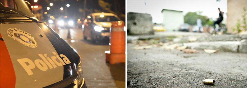 Entre janeiro e julho deste ano, foram contabilizadosno estado de São Paulo 237 casos de latrocínio [roubo seguido de morte] no estado, número inferior apenas ao registrado em 2003, quando foram notificados 342 casos no mesmo período, segundo dados daSecretaria Estadual de Segurança Pública; número de estupros também subiu 12,8%