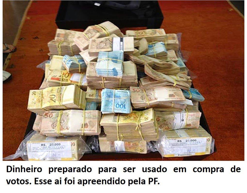 Image para artigo de Celso Raeder, Campanha ou compra de votos?