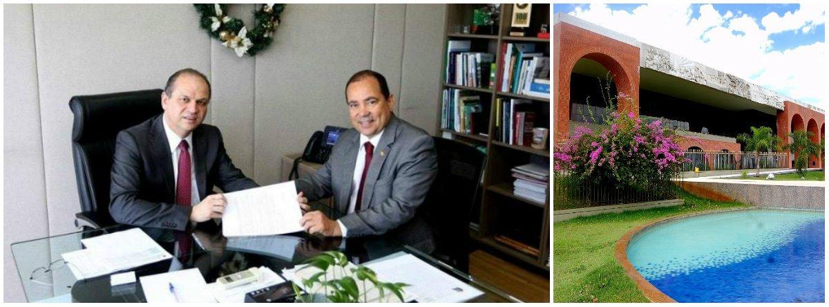 """O senador Vicentinho Alves (PR) informou que o Ministério da Saúde abriu o prazo para o governo do Tocantins e as prefeituras cadastrarem suas propostas no Fundo Nacional de Saúde com o objetivo de receberem R$ 140 milhões provenientes da emenda da bancada do estado ao Orçamento da União de 2017 destinada à """"Manutenção de Unidades de Saúde"""""""