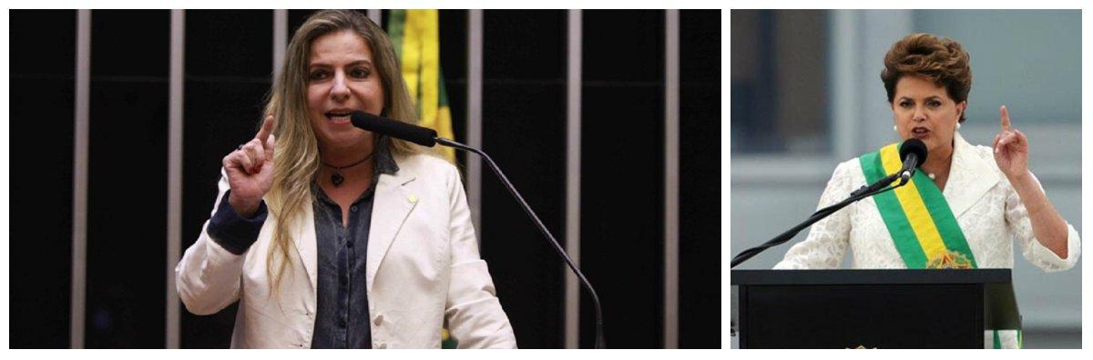 A deputada federal Luizianne Lins (PT-CE) destacou hoje, nas redes sociais, o transcurso de um ano do golpe que destituiu a presidenta Dilma Rousseff. Luizianne lembrou que por ocasião do seu afastamento, Dilma conclamou as forças democráticas a se manterem mobilizadas