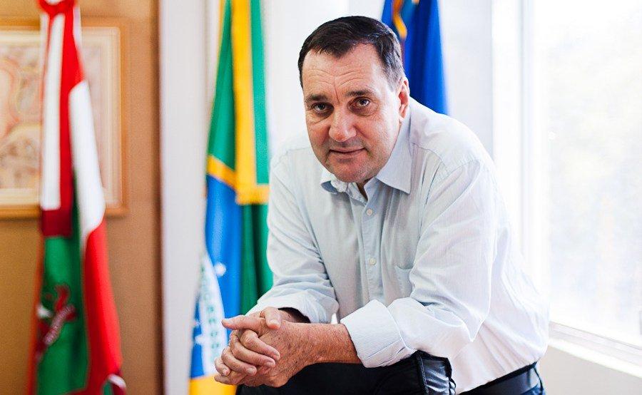 reitor UFSC, Luiz Carlos Cancellier
