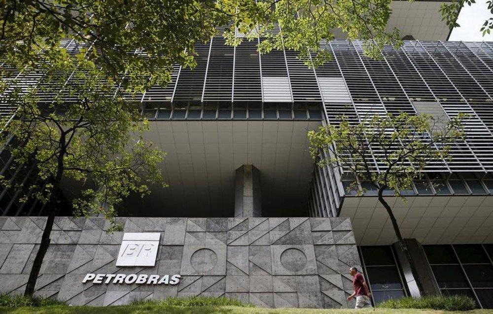 Sede da Petrobras, no centro do Rio de Janeiro. 25/01/2016 REUTERS/Sergio Moraes