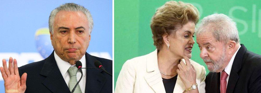 """""""Não foi somente contra o PT, Lula ou Dilma que se empreendeu o golpe. A cruzada contra esses três atores políticos, assim como o discurso anticorrupção funcionam como uma espécie de amálgama a cimentar um amplo setor elitista e conservador que não aceita a construção de uma nação minimamente justa e igualitária"""", diz o professor Robson Sávio Reis Souza; segundo ele, as forças que deram o golpe """"sustentam no poder a maior organização criminosa que se tem notícias neste país, desde Cabral, o original"""""""