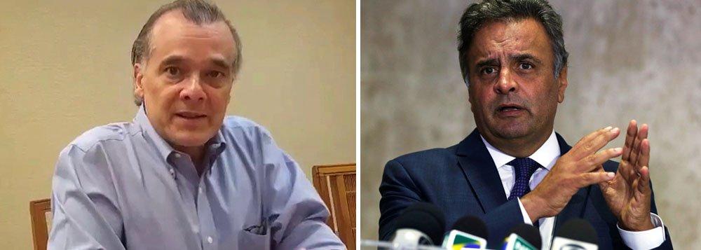 """""""Ficar presidente do partido com todas essas dúvidas, para dizer o mínimo, é difícil"""", disse Gustavo Franco, que deixou o PSDB e foi para o Partido Novo"""