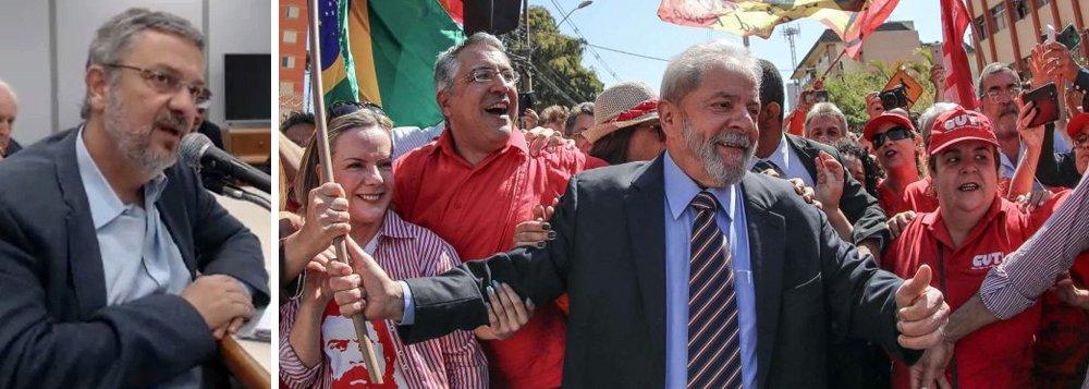 """O que diz na Veja – ter entregue algumas vezes maços entre R$ 30 e 50 mil a Lula e que o ex-presidente usava verbas do Instituto Lula para despesas pessoais – é do mesmo """"pacote"""" do """"pacto de sangue"""": algo apenas retórico, destinado a causar impressão nos tolos; leia artigo do editor do Tijolaço"""