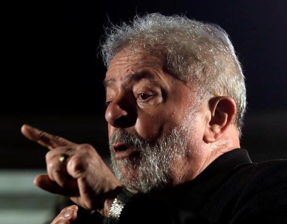 O ex-presidente brasileiro Luiz Inácio Lula da Silva 20/07/2017 REUTERS/Paulo Whitaker