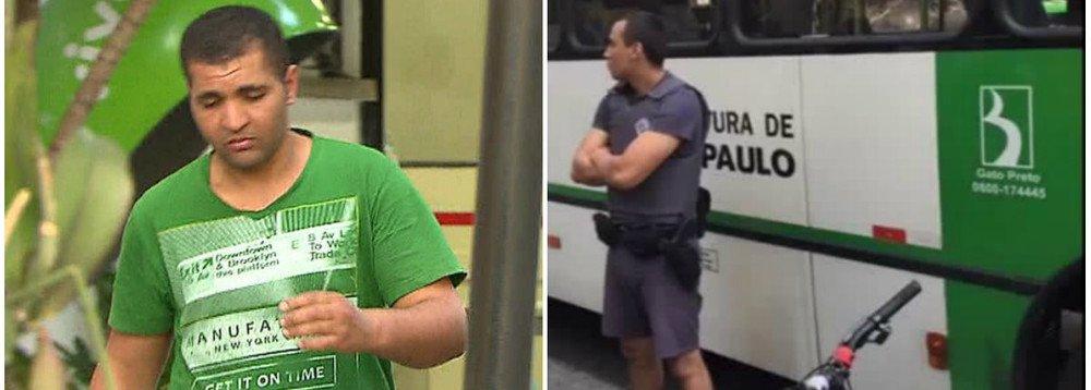 Diego Ferreira de Novais, de 27 anos, acusado de abusos sexuais e estupro em ônibus de São Paulo