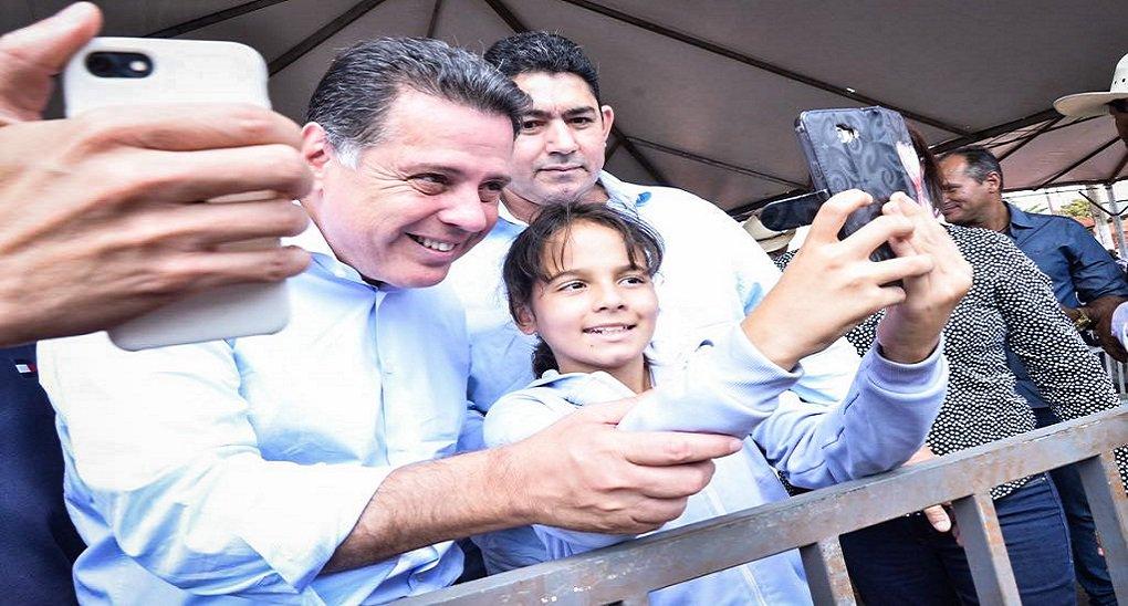 """O governador Marconi Perillo destacou nesta terça-feira, em São Paulo, durante o Salão Internacional da Avicultura e Suinocultura (Siavs), a força da cadeia produtiva de criação de aves, porcos e produção de ovos em Goiás, uma das mais importantes do Estado; goiano defendeu que o Estado brasileiro seja direcionado pela eficiência; """"Não queremos para o Brasil estado máximo ou mínimo, mas estado eficiente"""", afirmou, ao defender que o país esteja cada vez mais próximo daqueles que geram emprego e renda"""