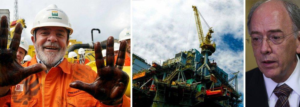 Produção de petróleo no Brasil cresceu 0,8% em junho ante maio para 2,675 milhões de barris por dia (bpd), impulsionada pelo desenvolvimento de áreas do pré-sal, cuja extração ultrapassou o pós-sal pela primeira vez, apesar do desmonte da companhia promovido pelo presidente da estatal, Pedro Parente; Campo de Lula foi um dos que mais influenciaram no resultado de junho; na comparação com junho de 2016, a produção de petróleo no Brasil cresceu 4,5% no mês passado, segundo a ANP; enquanto a estatal levou 45 anos para alcançar seu primeiro milhão de barris, a produção do pré-sal superou o pós-sal em menos de dez anos, desde que a produção foi iniciada, em 2008, no governo Lula