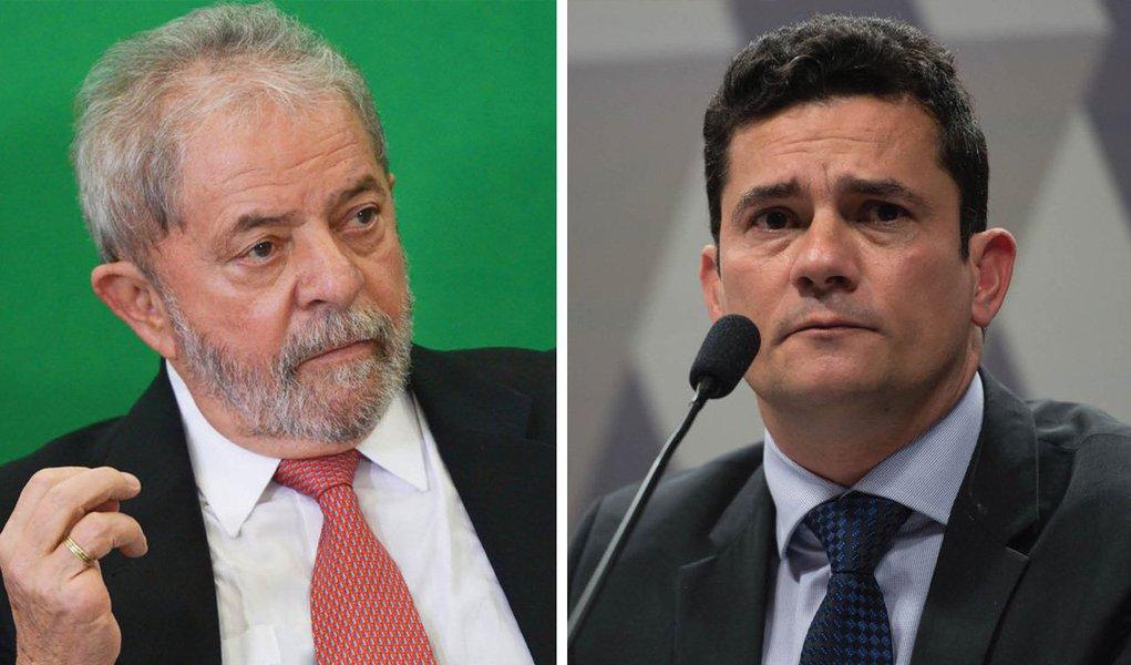 """""""O que a grande mídia não tem destacado é que este é mais um processo que, a julgar pelas provas colhidas até o momento, não deveria sequer estar tramitando na jurisdição de Moro, pois os procuradores não conseguiram estabelecer qualquer elo entre o suposto favorecimento a Lula e dinheiro desviado da Petrobras"""", diz a jornalista Cintia Alves, do Jornal GGN, sobre a ação em que Lula é acusado de receber propina na suposta compra de um terreno para o Instituto Lula"""
