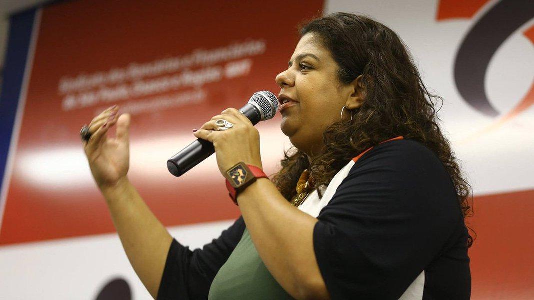 """A nova presidenta do Sindicato dos Bancários de São Paulo, Ivone Silva, assume em meio a um cenário de desmonte de direitos, mas acredita nas mudanças. """"Tudo o que temos conquistamos com muita luta"""""""
