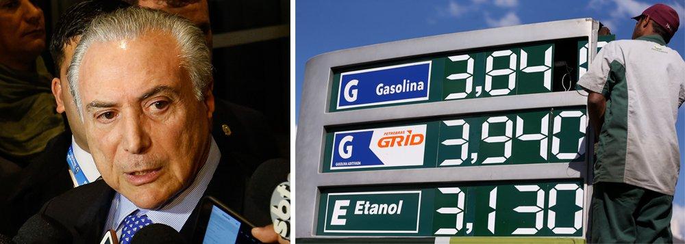Especialistas do setor sucroalcooleiro afirmam que o tributo máximo sobre o etanol teria de ser de R$ 0,25 por litro e não R$ 0,33 como anunciado pela equipe econômica do governo Temer, segundo a Lei 9.718 de 1998