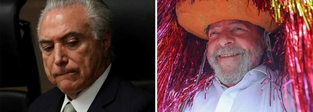 De 1.170 reportagens internacionais publicadas sobre o Brasil no primeiro semestre, 80% tiveram teor negativo; em igual período de 2009, quando o Brasil era governado pelo ex-presidente Lula e era feliz, 83% das reportagens eram positivas; o levantamento foi feito pela consultoria Imagem Corporativa e demonstra que o Brasil nunca esteve tão mal na foto como no período atual, em que a democracia foi destruída, a economia foi ao fundo do poço e o poder foi tomado de assalto pelos setores mais corruptos da política nacional