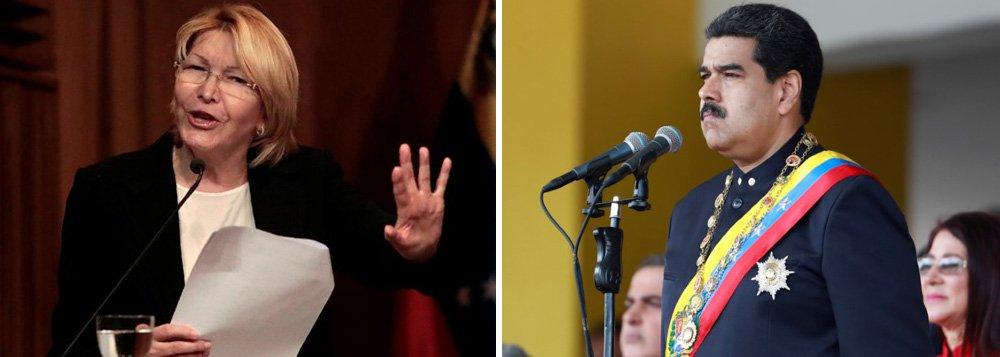 """O procurador-geral da Colômbia, Fernando Carrillo, afirmou hoje (22) que a ex-procuradora-geral da Venezuela, Luisa Ortega, tem provas para revelar o escândalo do pagamento de propinas por parte da Odebrecht em seu país; """"Ela tem as evidências, os documentos e as faturas dos elementos fundamentais para revelar a corrupção relacionada com a Odebrecht na Venezuela"""", disse a jornalistas o titular do Ministério Público colombiano. Segundo ele, se estes fatos de corrupção vierem à tona, ajudarão a toda a América Latina e a todo o povo venezuelano; """"Os ditadores caem quando a corrupção se torna clara"""", acrescentou"""