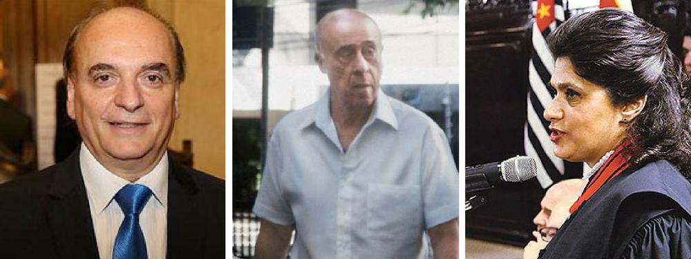 A desembargadora Maria Lúcia Pizzotti acusa o presidente do Tribunal de Justiça de São Paulo, Paulo Dimas Mascaretti, de omissão por não mandar apurar fatos graves e inconsistências em contratos de obras; ela deve protocolar um pedido de providências no Conselho Nacional de Justiça; entre as queixas da magistrada está um benefício ao o consórcio Argeplan-Concremat, que tem como um dos sócioso coronel PM aposentado João Baptista Lima Filho, investigado na Lava Jato e amigo pessoal de Michel Temer; em vez de cancelar uma nova licitação, como ela sugeriu, o presidente do TJ aprovou o terceiro aditivo num contrato firmado em 2013 com o consórcio, para elaborar projetos e acompanhar obras executadas por outras empresas