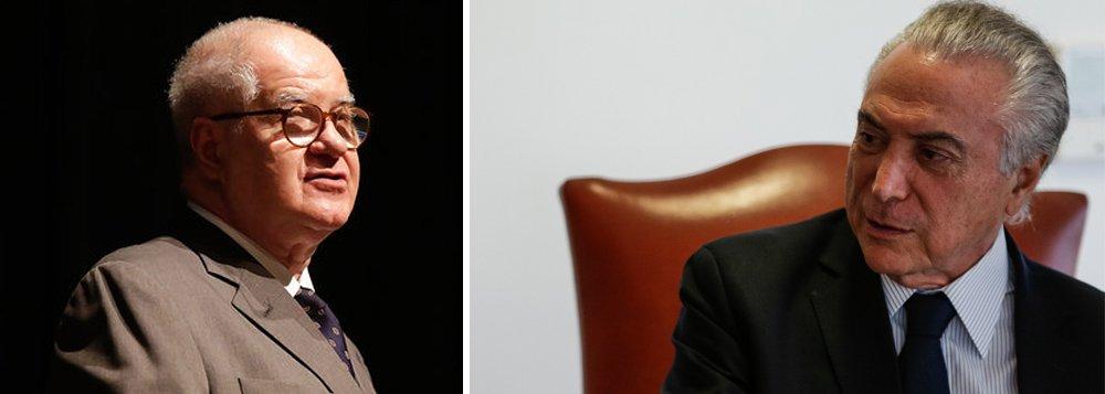 """Colunista avalia que o """"gesto de grandeza"""" de Michel Temer, citado por FHC, """"resolveria muitos problemas"""", a começar pelo dele próprio; """"Uma eleição livre, sem regras de incompatibilização ou exigências de filiação partidária, daria um banho de detergente no cenário político nacional"""", afirma, destacando que, se a proposta for adiante, """"Lula é o candidato com maior aceitação"""""""
