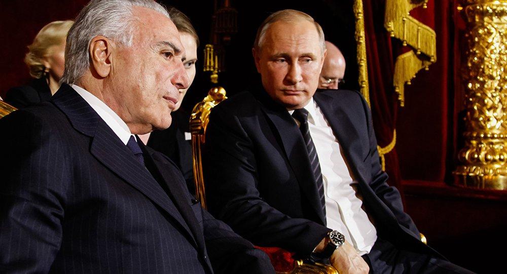 Temer Putin