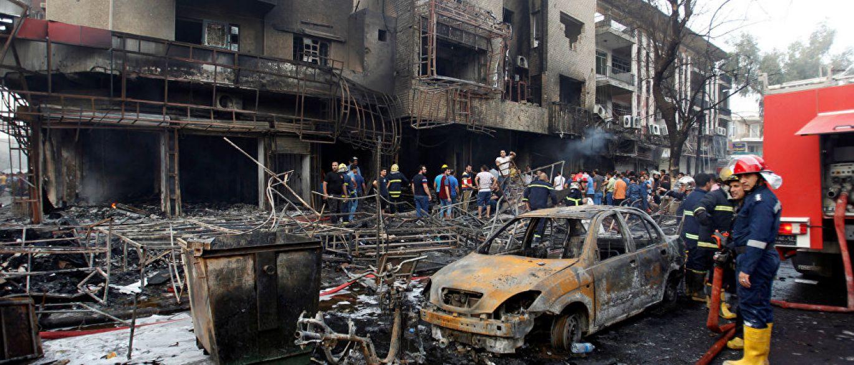Carro-bomba, Iraque, Bagdá, Estado islâmico, terrorismo