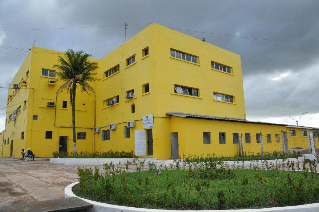 Penitenciaria de Pedrinhas