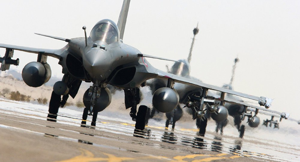 aviões americanos na Síria