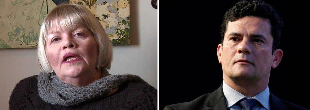 """Jornalista e escritora Marcia Denser resume, em seu Twitter, o que provocou a decisão do juiz Sergio Moro que determinou o bloqueio de R$ 606 mil nas contas do ex-presidente Lula, além de todos os seus imóveis e dois veículos; """"Hoje Moro mostrou ao Brasil que Lula não é dono da Oi, nem da Friboi, nem de Triplex, nem de Helicoca, nem de porra nenhuma!"""""""