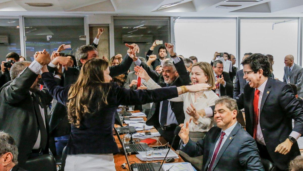 A derrota da reforma trabalhista na Comissão de Assuntos Sociais (CAS) do Senado Federal abre um novo momento para as forças do campo progressista e de esquerda deste país