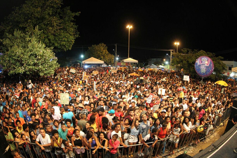 S�o Jo�o de Paripe Na foto: Banda Kart Love Foto: Pedro Moraes/GOVBA