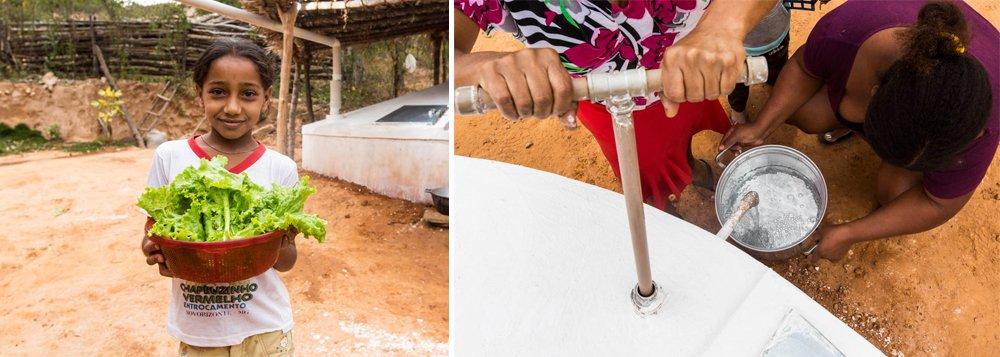 Programa Cisternas, do Brasil, é um das seis políticas públicas selecionadas em todo o mundo para receber o Prêmio Internacional de Política para o Futuro de 2017 (Future Policy Award), sendo considerada uma das melhores políticas para combater a degradação do solo; anúncio foi feito em Berlim, na Alemanha; programa promove o acesso à água para consumo humano e produção para populações dispersas do semiárido brasileiro, através do armazenamento da água de chuva