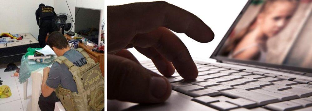 Polícia Federal (PF) deflagrou nesta terça-feira, 25, operação em 14 estados do País para combater o compartilhamento na internet de material pornográfico envolvendo menores; entre os mais de 30 criminosos que já foram presos, estão funcionários públicos, professores, médicos e estudantes; pelo menos 15 vítimas foram localizadas pela investigação