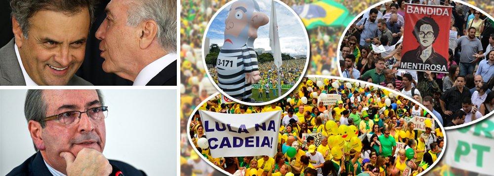 """Em reportagem especial, a agência notícias alemã Deutche Welle retrata a apatia da maioria da população brasileira diante dos escândalos que têm Michel Temer como protagonista; entre elas estão aprovação de reformas rejeitadas pela maioria da população, economia paralisada, negociação aberta de apoio em troca de verbas e cargos e escândalos de corrupção; """"Diante de cenários com bem menos elementos, os ex-presidentes Fernando Collor e Dilma Rousseff tiveram que enfrentar multidões que foram às ruas do Brasil para pedir suas cabeças"""", diz a DW"""