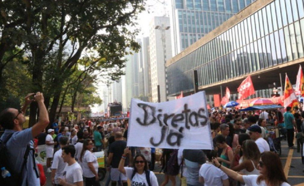 """As centrais sindicais e as frentes Brasil Popular e Povo Sem Medo realizam, na próxima terça-feira (20), um ato na Praça da Sé, em São Paulo, a partir das 16 horas; manifestação faz parte do Dia Nacional de Mobilização, da agenda dos movimentos sociais e sindical contra as reformas trabalhista e da Previdência, pela saída de Michel Temer da presidência e em prol da convocação de eleições diretas; """"O dia 20 é importante como mais um dia de mobilização. Apesar do total desgaste do governo, do envolvimento em corrupção e na iminência do oferecimento da denúncia pela Procuradoria-Geral da República, o governo continua com a pauta das reformas na Câmara e no Senado"""", diz Raimundo Bonfim, coordenador da Frente Brasil Popular e Central de Movimentos Populares (CMP)"""