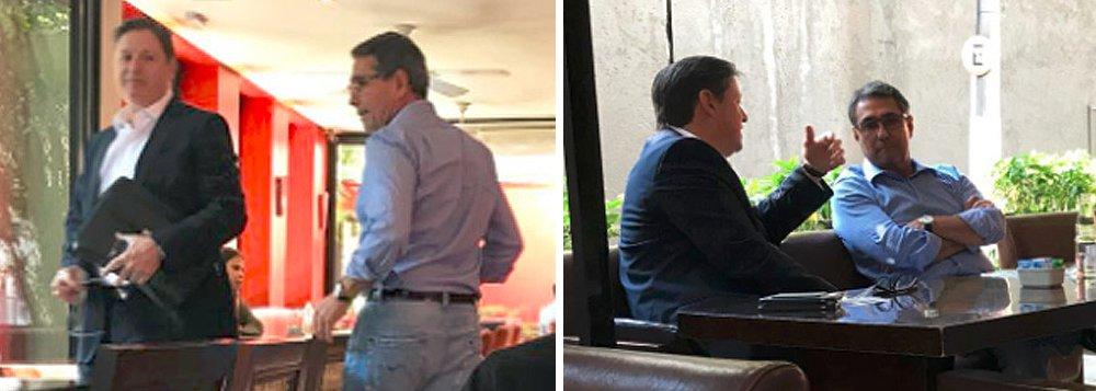 """Ex-deputado Rodrigo Rocha Loures (PMDB), ex- assessor de Michel Temer flagrado com uma mala de R$ 500 mil em propina da JBS que tinha Temer como destinatário, ficou em silêncio na primeira audiência realizada pela Polícia Federal para ouví-lo, nesta sexta-feira (9), em Brasília; o Termo de Declarações informa que Richa Loures, """"por orientação da sua defesa técnica"""", decidiu lançar """"mão do direito de permanecer em silêncio""""; homem de confiança de Michel Temer já está no presídio da Papuda"""