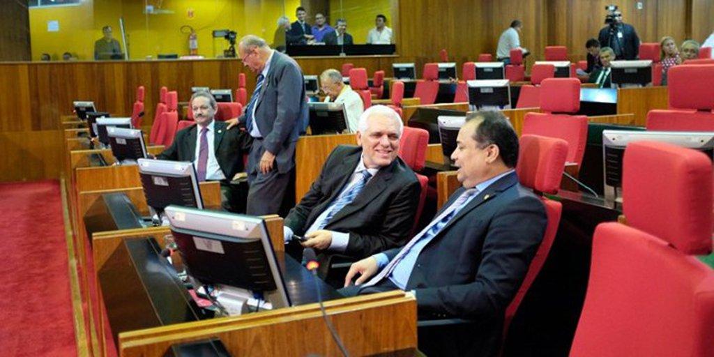 O deputado João Madison Nogueira (PMDB) denunciou que existem informações não oficiais de que deputados da Assembleia estariam grampeados numa retaliação à aprovação da PEC que autorizou a participação dos promotores de Justiça na eleição do novo procurador-geral de Justiça do estado