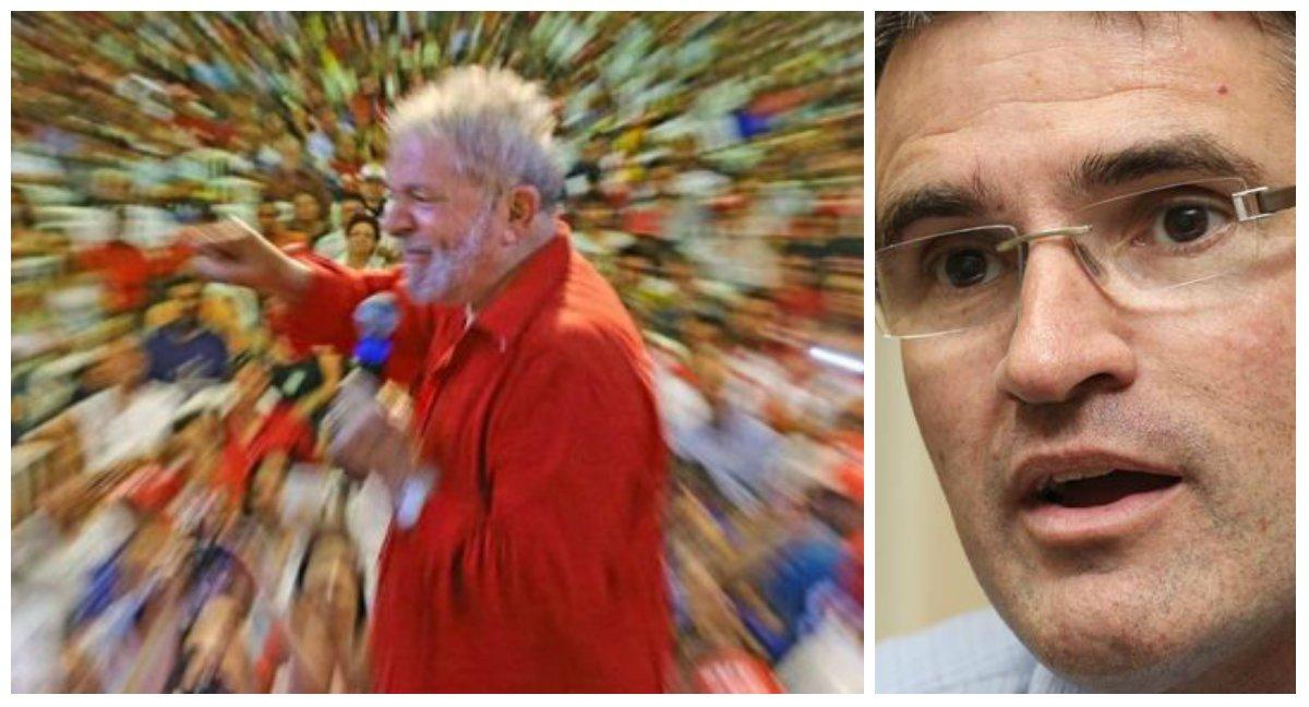 Lula e Murilo Hidalgo