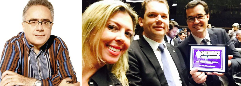 """Jornalista Luis Nassif avalia, no portal GGN, o desconhecimento da procuradora Thaméa Danellon, """"uma espécie de Deltan Dallagnol paulistano"""", segundo ele, """"o que mais incomoda no discurso de Thamea, é a ideia de que o MP não tem que pensar nas consequências de seus atos""""; """"A troco de quê paralisar uma obra sob suspeita de corrupção? O que impede as investigações a obra estar paralisada ou não?; questiona; para ele, é preciso que as investigações avancem """"sem destruir as empresas, prendendo os culpados sem liquidar com empregos"""""""