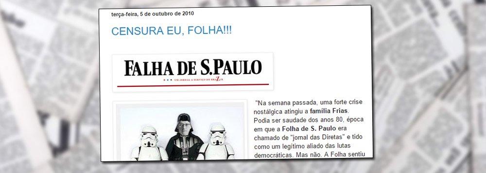 O Superior Tribunal de Justiça liberou o site Falha de S. Paulo, que faz paródia do noticiário da Folha de S. Paulo; para os ministros, a proibição, pedida pela Folha, seria uma tentativa de censura