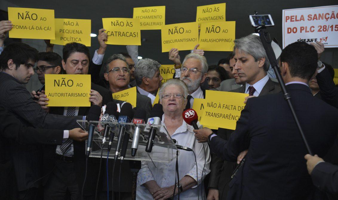 O PSOL foi o primeiro partido a soltar uma nota condenando o julgamento político de Moro. O PSOL votou unido contra o impeachment de Dilma. O PSOL teve um comportamento exemplar nas lutas de resistência contra o golpe