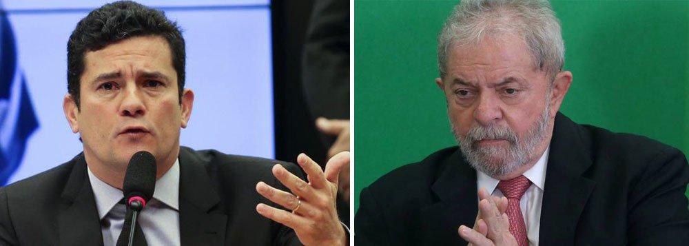 Nova decisão do juiz federal Sérgio Moro sequestrou nesta quinta-feira, 20, R$ 9 milhões em planos de previdência privada do ex-presidente Lula; a BrasilPrev informou que bloqueou o saldo de duas aplicações em previdência privada; uma delas está em nome da empresa de palestras de Lula, a LILS, com saldo de R$ 7,19 milhões; outra, individual, tem saldo de R$ 1,8 milhão; a decisão ocorre um dia depois que R$ 606 mil em contas bancárias de Lula, além de quatro imóveis e dois carros, haviam sido bloqueados pela Justiça por determinação do juiz Sérgio Moro