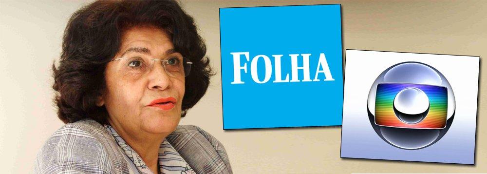"""Durante conferência naEscola de Altos Estudos em Ciências Sociais, em Paris, a filósofa Marilena Chauí afirmou que o Brasil vive um processo de """"desdemocratização""""; pensadora brasileira chamou atenção aum novo elemento no golpe de 2016; """"Agora não se trata de uma disputa entre forças políticas diferentes, como no primeiro golpe [impeachment da ex-presidente Dilma Rousseff]. Trata-se de uma luta entre mídias. É uma luta que você percebe, um conflito que se estabeleceu, uma disputa que se estabeleceu entre, de um lado, a Rede Globo, a revista Veja, o jornal Globo e o jornal O Estado de São Paulo; e, do outro lado, o jornal A Folha de São Paulo e o grupo da TV Bandeirantes"""", analisa"""