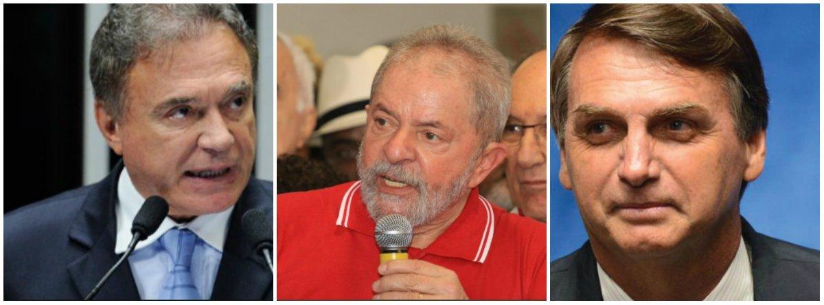 """Ao sondar a preferência do eleitorado no Paraná em relação à disputa presidencial, o Instituto Paraná Pesquisas apontou que o senador Alvaro Dias (ex-PSDB e atualmente no PV) tem 31,7% das intenções de voto entre os paranaenses. """"Um índice baixo por se tratar de um levantamento no estado nativo do parlamentar"""", opina a cientista política Ana Bitiruc. """"Para ser considerado no cenário nacional, os números deveriam ser o dobro, algo como 60 ou 70% no Paraná"""", completou ;Lula (PT) está em segundo lugar com 16,2%, Jair Bolsonaro (PSC-RJ) tem 13,1% e João Doria aparece na quarta posição com 9,4%"""
