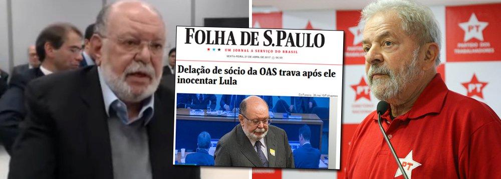 """Considerada a """"bala de prata"""" contra Luiz Inácio Lula da Silva, que seria eleito mais uma vez para comandar o País se as eleições fossem hoje, a delação do empresário Léo Pinheiro, ex-presidente da OAS, só foi aceita depois que ele decidiu mudar sua versão para incriminar o ex-presidente; em junho do ano passado, a delação """"travou"""" depois que ele inocentou Lula, segundo apontou reportagem da Folha; também no ano passado, em agosto, a delação foi suspensa quando vazaram trechos que incriminaram o senador Aécio Neves (PSDB-MG), e não Lula; relembre os dois casos"""
