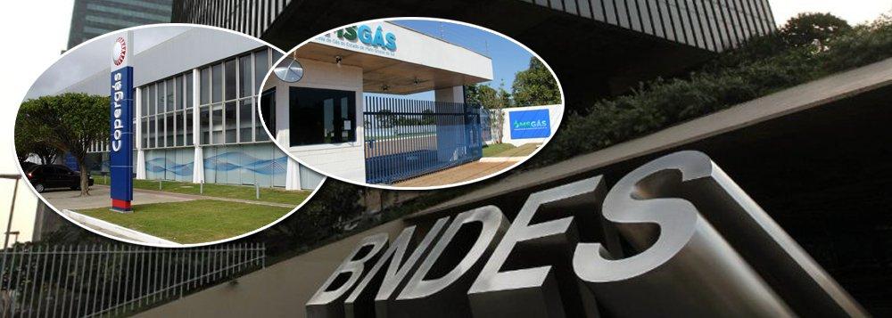 Banco Nacional de Desenvolvimento Econômico e Social (BNDES) publicou editais para contratação de serviços relativos à estruturação e implementação da desestatização das companhias estaduais de distribuição de gás natural do Mato Grosso do Sul e de Pernambuco; licitações para a Companhia de Gás do Estado de Mato Grosso do Sul (MSGás) e a Companhia Pernambucana de Gás (Copergás) fazem parte do apoio do BNDES ao Programa de Parcerias de Investimentos (PPI)