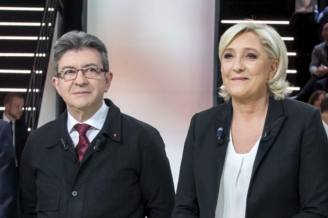 """A incerteza quanto ao resultado das eleições presidenciais na França, com quatro candidatos muito próximos, impõe aos institutos de pesquisa um desafio sobre sua confiabilidade, após erros famosos como na vitória de Donald Trump nos Estados Unidos e do """"Brexit"""" no Reino Unido;diferença entre os quatro vem diminuindo de forma significativa no último mês: dos mais de dez pontos que separavam no final de março a ultradireitista Le Pen - que então liderava com mais de 25% - do líder da esquerda radical Mélenchon - que ainda não chegava aos 15% -, passou para menos de cinco pontos"""